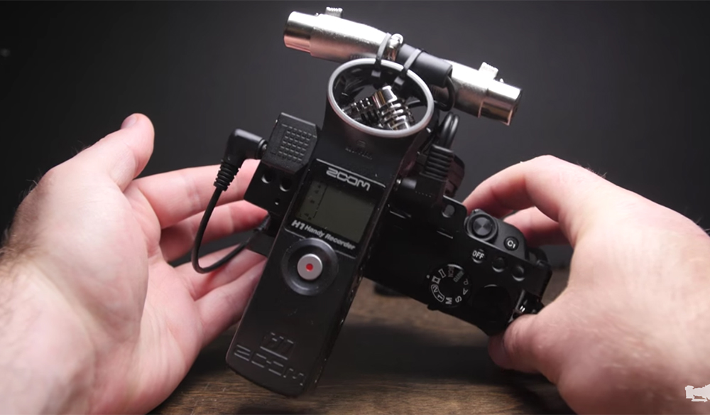 H1 Audio Recorder Hack Cover