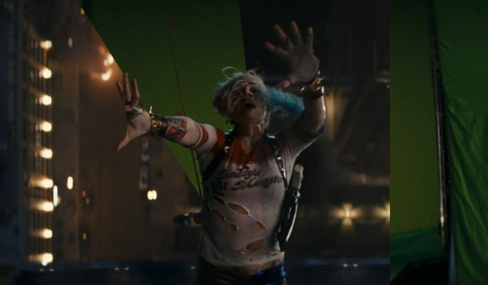 Behind the VFX of Suicide Squad