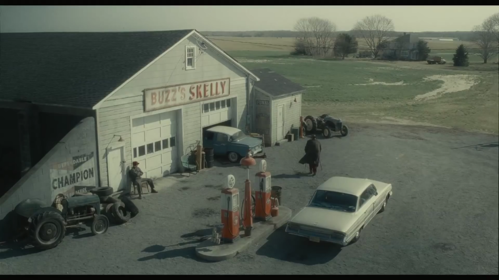 The World of Diffusion Filters — Inside Llewyn Davis