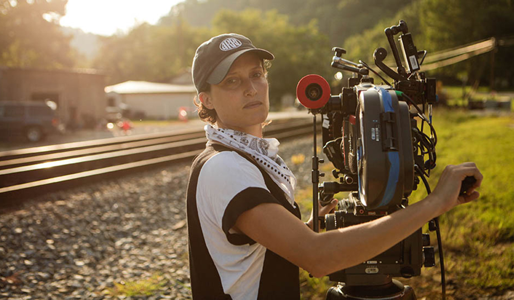 Up and Coming Cinematographers Cover
