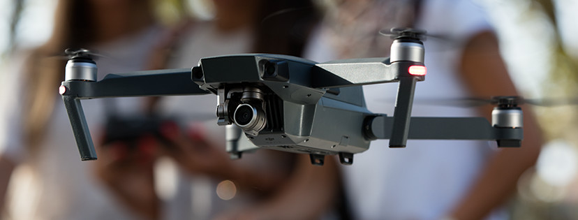 Mavic: DJI's New Foldable Drone Takes on the GoPro Karma