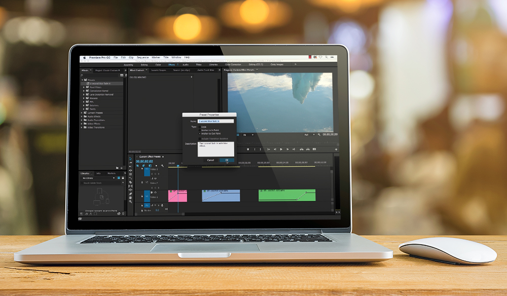 Premiere Pro Video Tutorial