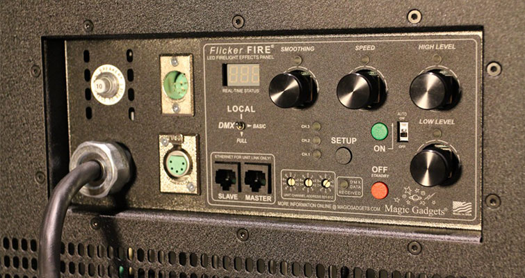 Tips and Tricks for Harnessing the Lighting Power of Fire: Flicker Panel