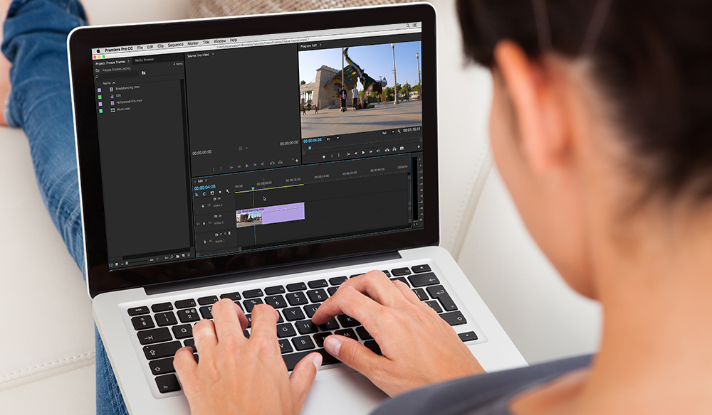 How to Freeze Frame in Premiere Pro
