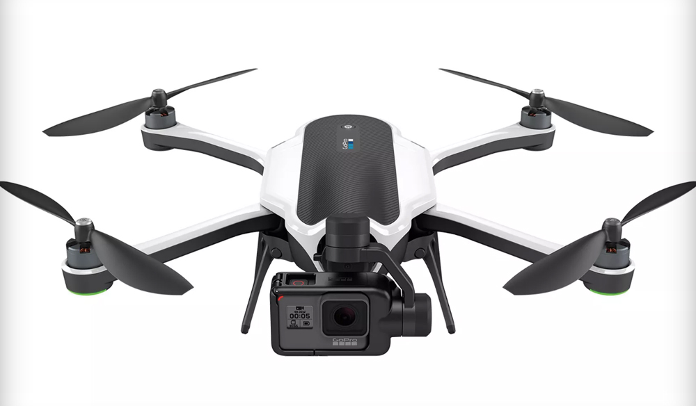 GoPro Releases New Hero5 and Impressive Karma Drone