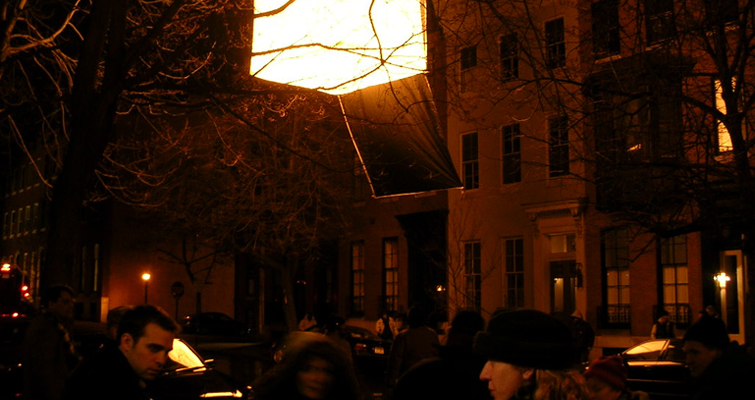 Moving Lights At Night on An Indie Budget — Lighting Balloon