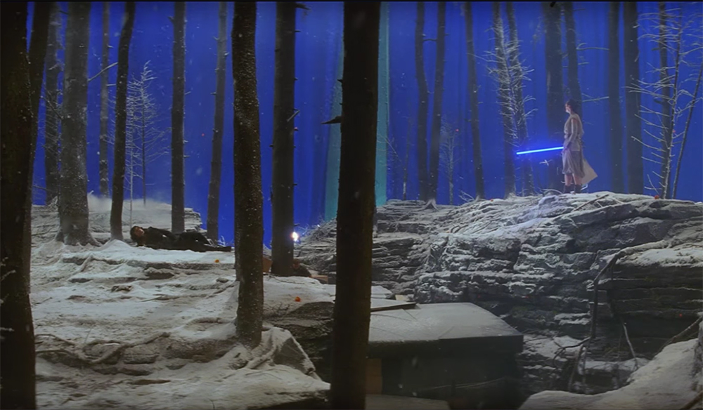 Using Practical Lighting with VFX
