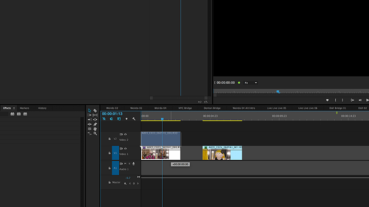 How to Create Masks in Adobe Premiere Pro — Move Clip