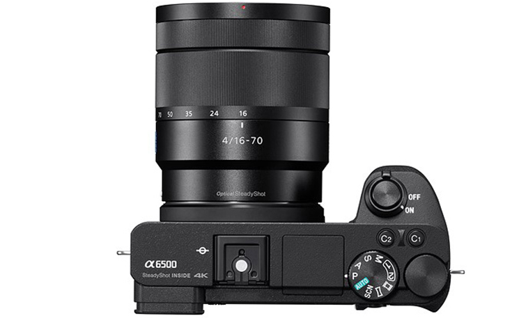 Sony Announces New Flagship a6500 Mirrorless Camera - 4K