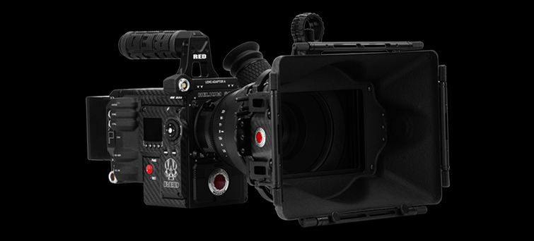 RED Announces Two New 8K Super35 Cameras: RED WEAPON 8K