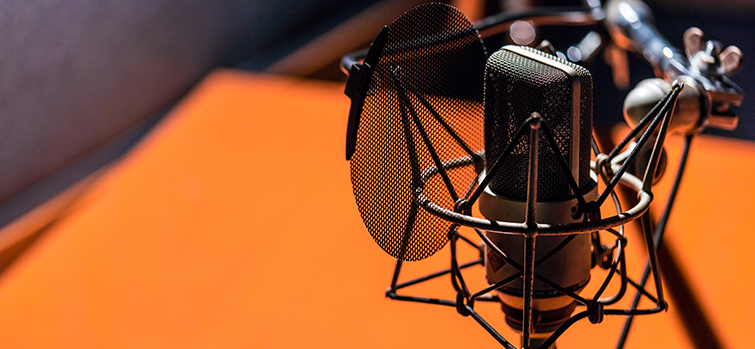 How to Record Better Narration and Voice-Over
