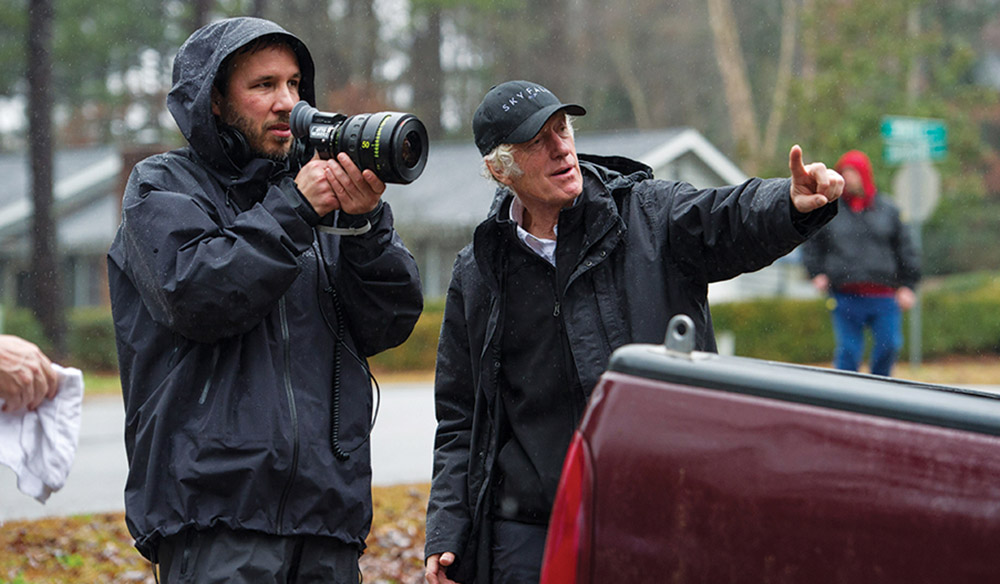 Cinematographers Who Establish a Look