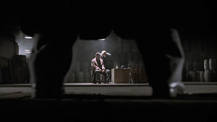 How to Frame a Long Shot Like a Master Cinematographer - Road to Perdition, Continued