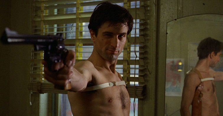 Favorite Focal Lengths of Famous Directors: Martin Scorsese, Taxi Driver