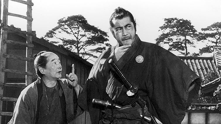 Favorite Focal Lengths of Famous Directors: Akira Kurosawa, Yojimbo