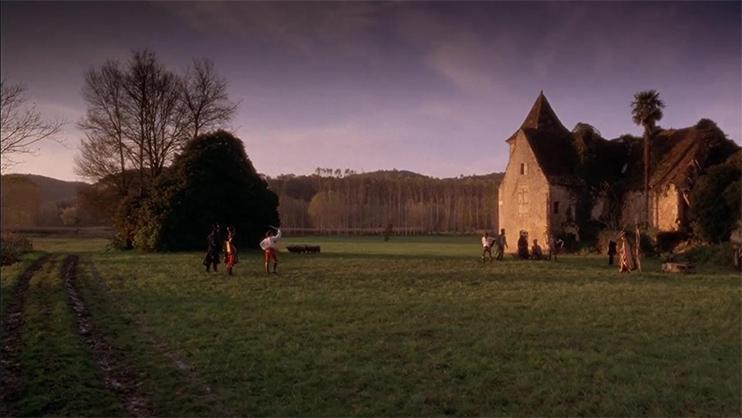 Cinematography Tip: Masks and Vignettes - Duellists