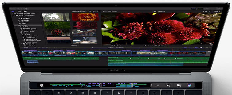 Final Cut Pro Gets a Major Update for the New MacBook Pro: Touch Bar