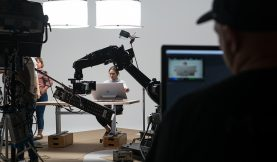 Microsoft Used a Robot and an Xbox Controller to Shoot a Commercial