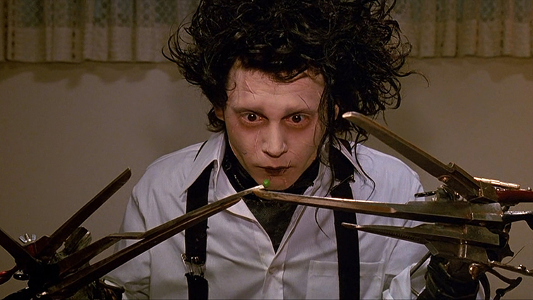 Favorite Focal Lengths of Famous Directors: Tim Burton, Edward Scissorhands