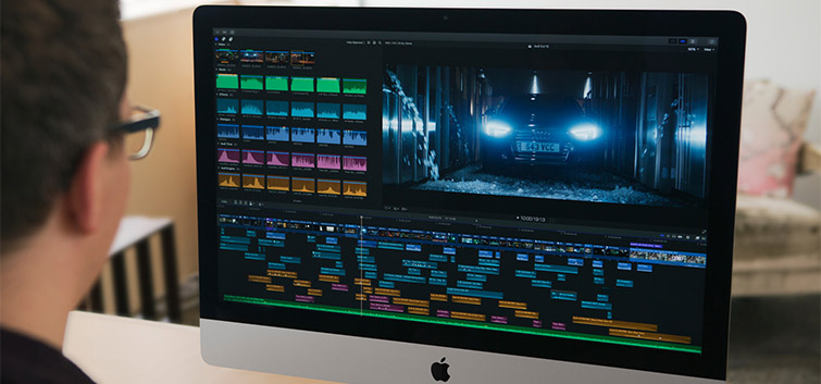 Filmmaking News: Cameras, Computers, Drones, Robots, and More - Final Cut Pro X Update