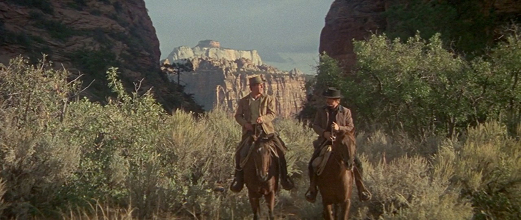 How to Frame a Long Shot Like a Master Cinematographer - Butch and Sundance