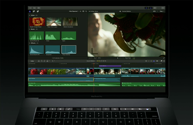Creatives Everywhere Swoon Over the Latest From Apple and Microsoft: Final Cut Pro