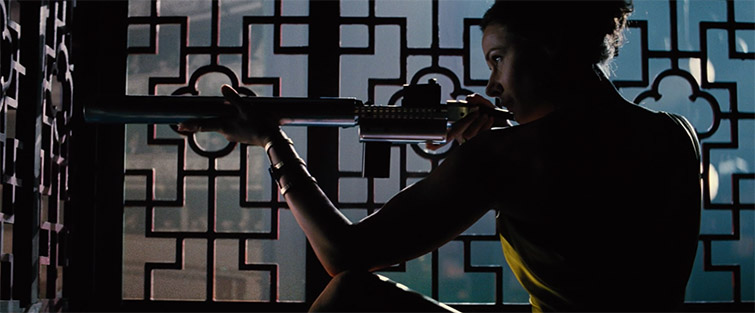 Cinematographers Who Establish an Instantly Recognizable Look: Mission: Impossible - Rogue Nation