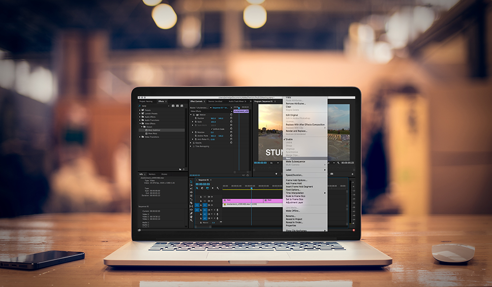 A Quick Guide to Nesting in Premiere Pro
