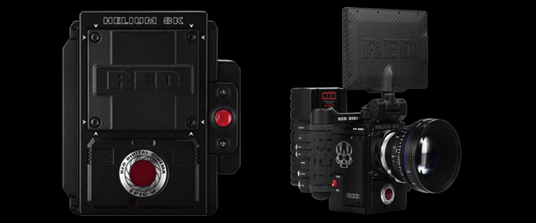RED Announces Two New 8K Super35 Cameras: RED EPIC-W