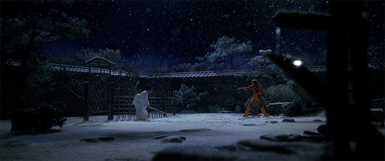 Cinematographers Who Establish an Instantly Recognizable Look: Kill Bill