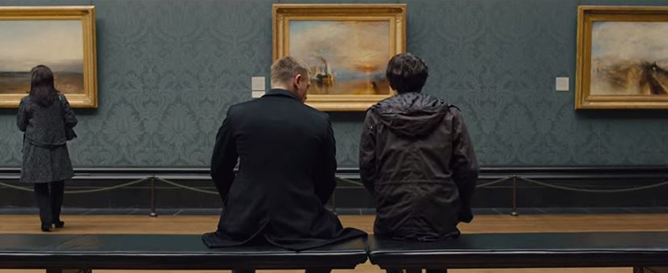 The Influence of Paintings on Filmmakers - Skyfall