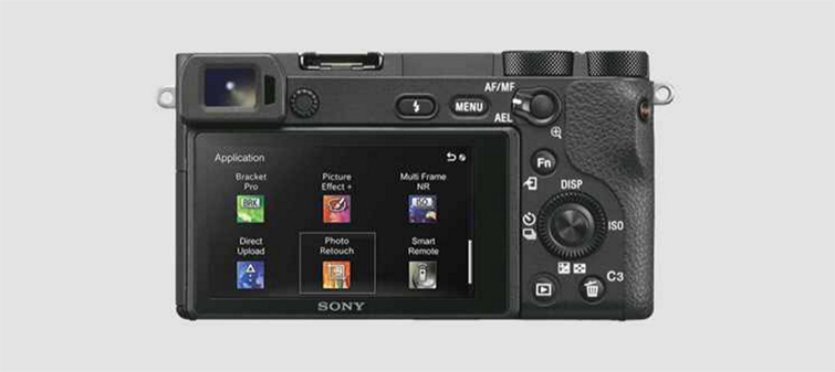 Sony Announces New Flagship a6500 Mirrorless Camera - Touchscreen
