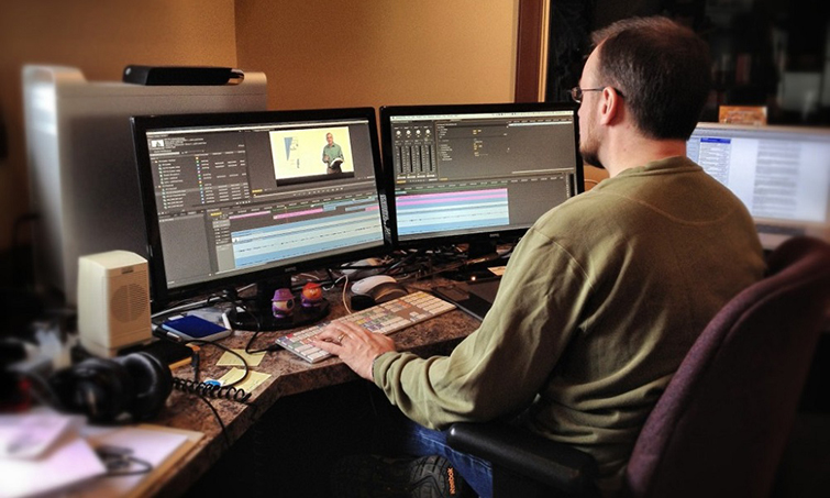 "Shoot, Produce, Edit: The Rise of the Pro ""Shreditor"" - Video Editor"