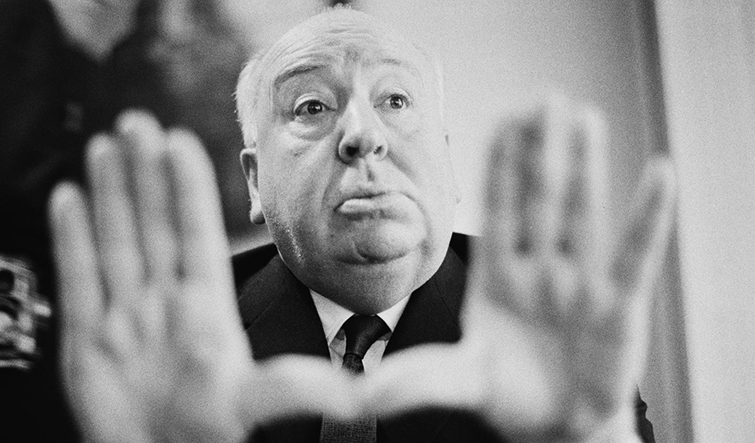 Favorite Focal Lengths of Famous Directors: Alfred Hitchcock