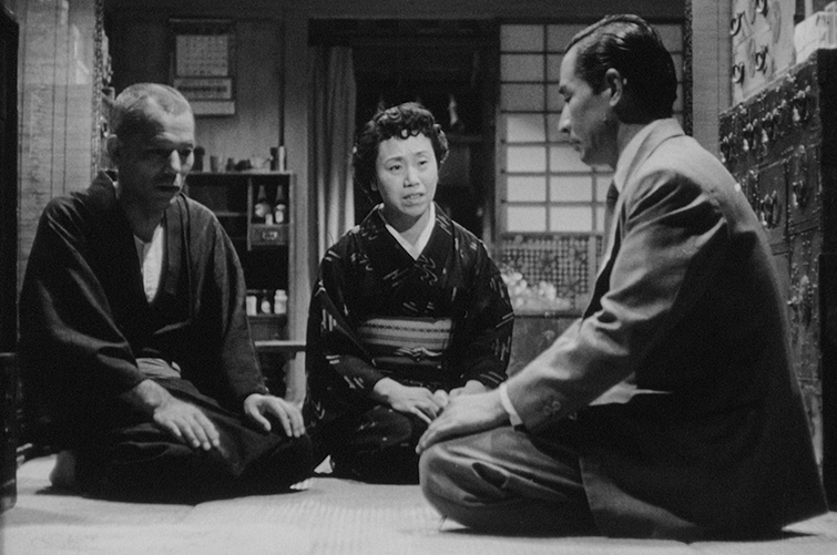 Favorite Focal Lengths of Famous Directors: Yasujiro Ozu, Tokyo Story
