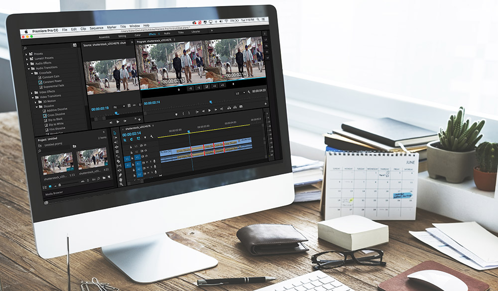 Video Editing Quick Tip: Using Command + Drag in Premiere Pro