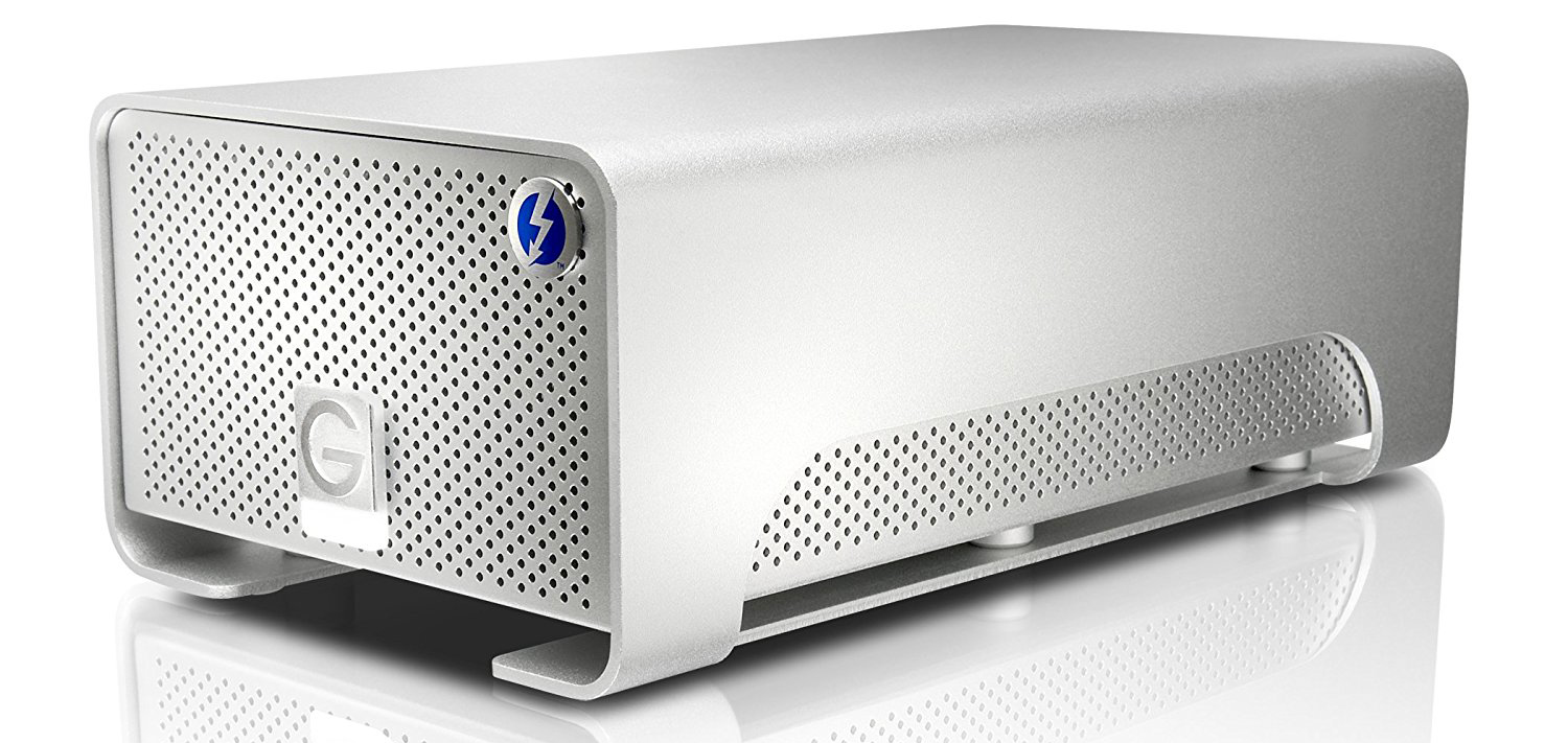 The Video Editor's Holiday Wish List: G-Raid Hard Drive