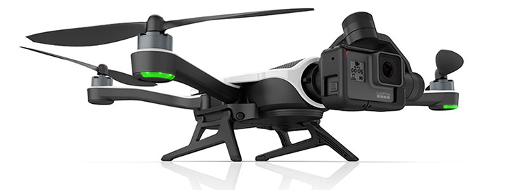 Best Video Drones Under $1000 - GoPro Karma
