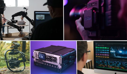 Filmmaking News: Cameras, Computers, Drones, Robots, and More