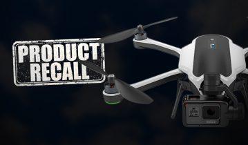 Bad Karma: GoPro Issues Immediate Recall on Every Karma Drone