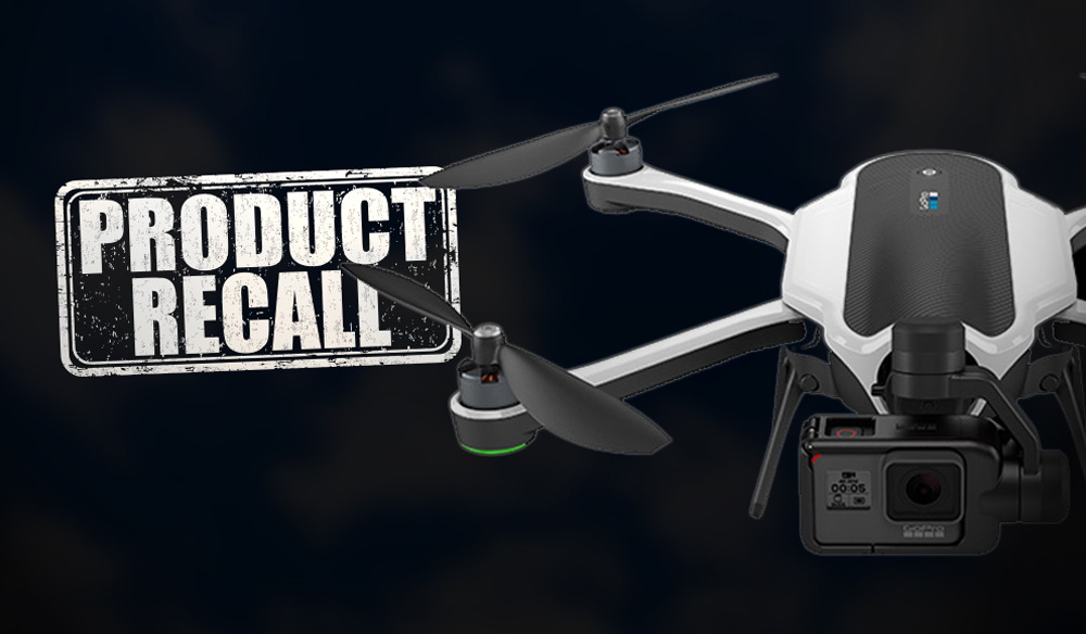 Bad Karma: GoPro Issues Immediate Recall on Every Karma Drone