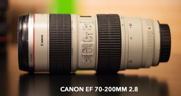 Primes vs. Zooms — Situational Lens Prep — Canon EF 70-200mm 2.8