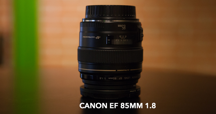 Primes vs. Zooms — Situational Lens Prep — Canon EF 85mm 1.8