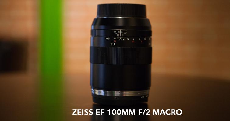 Primes vs. Zooms — Situational Lens Prep — Zeiss EF 100mm F2 Macro