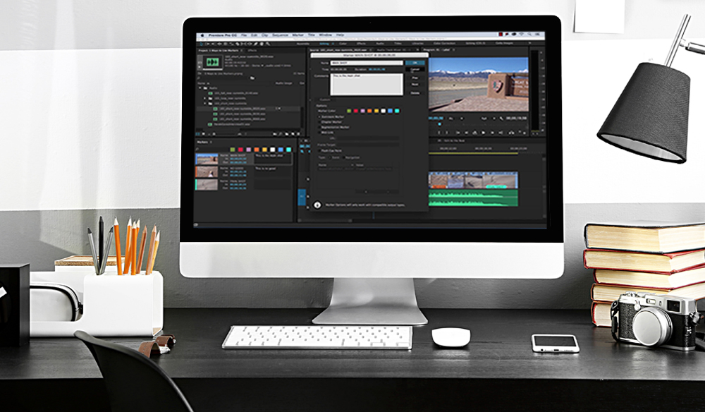 Video Tutorial: 5 Ways to Use Markers in Premiere Pro