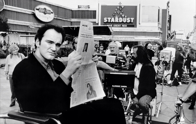 10 Quotes from Quentin Tarantino on Filmmaking: Be the Captain