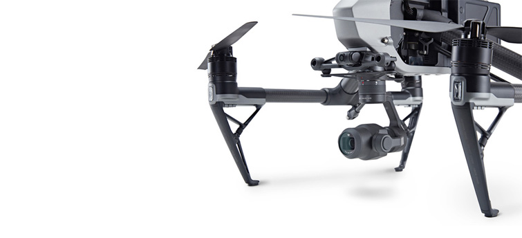 DJI Announces Three New Professional Video Drones: Inspire 2 detail