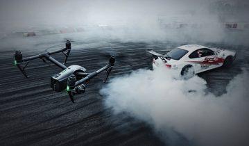 DJI Announces 3 New Professional Video Drones