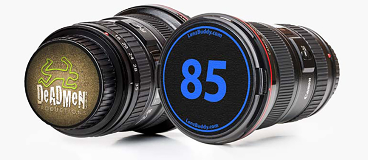 7 Clever (and Affordable) Holiday Gifts for Filmmakers: Lens Covers