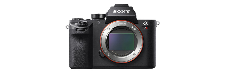 2016's Best Mirrorless Cameras for Video Production - Sony A7R II